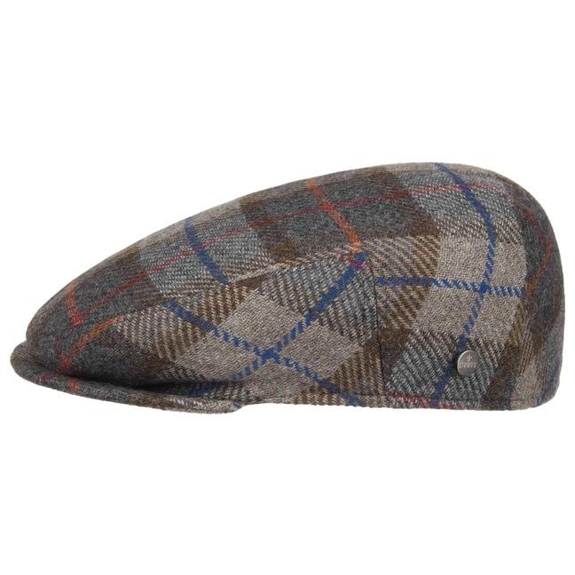 Lierys Inglese Kinder Flatcap Schirmmütze - broschei