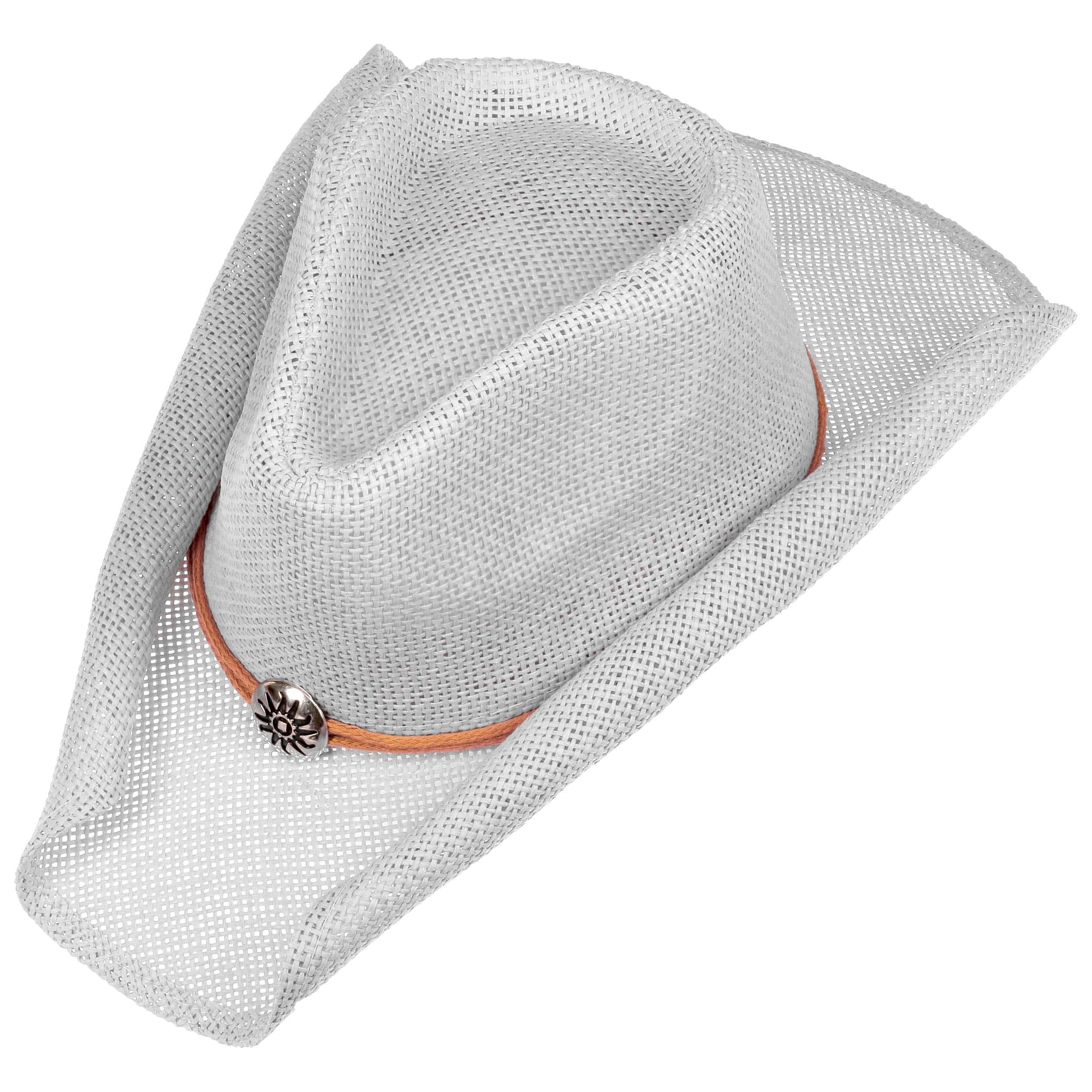 ... Yeehaw Kids Cowboy Hat by Lipodo - white 1 ... 62913c82dd4a